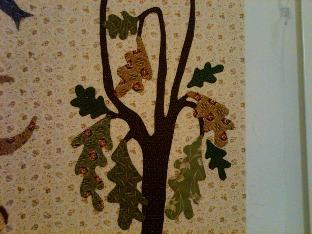 Tree status 01-24-2013