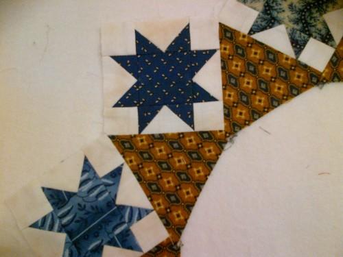 RN Blue Stars Closeup