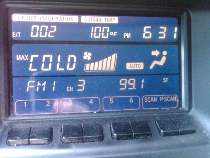 Hot Temps 062613