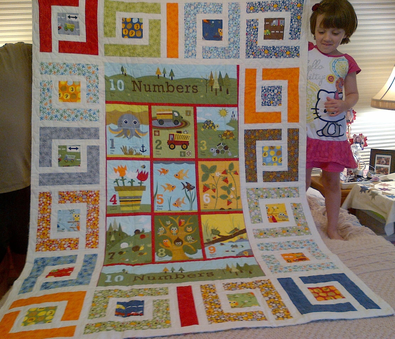 Quilt Patterns Using Panels Simple Design