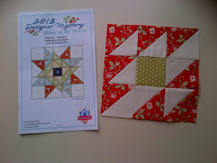 FQS BOM Block 5 Pattern
