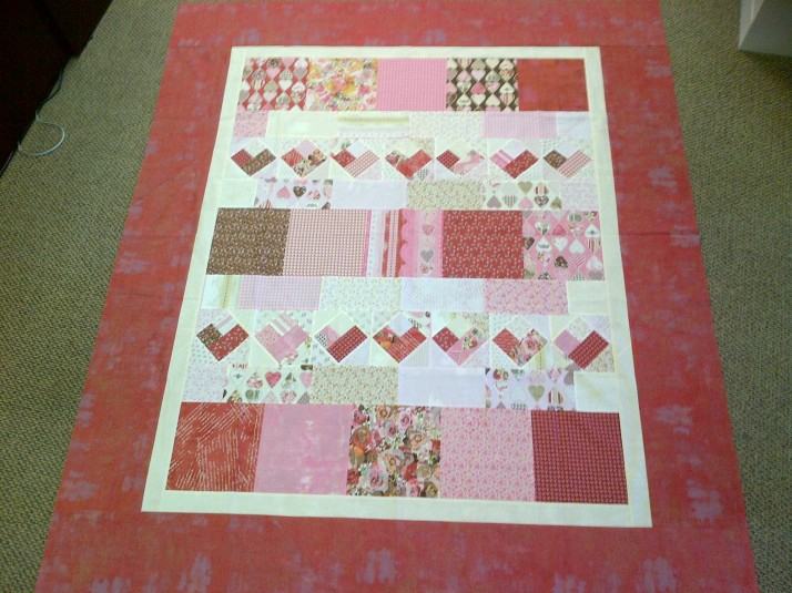 I Heart Nora Quilt