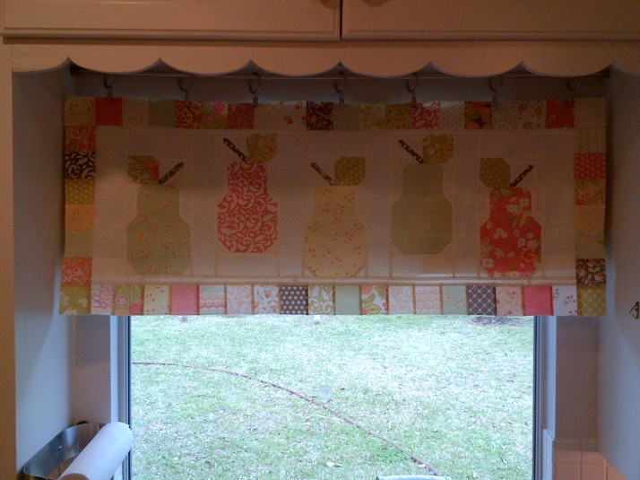 Pear Valance Light Off