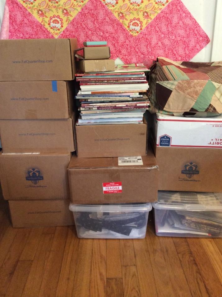 FQS box pile