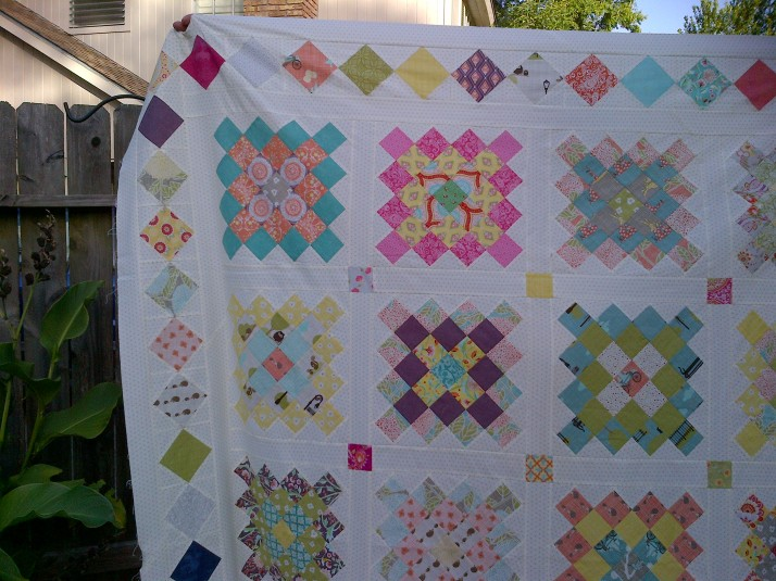 GGS Quilt Top 2