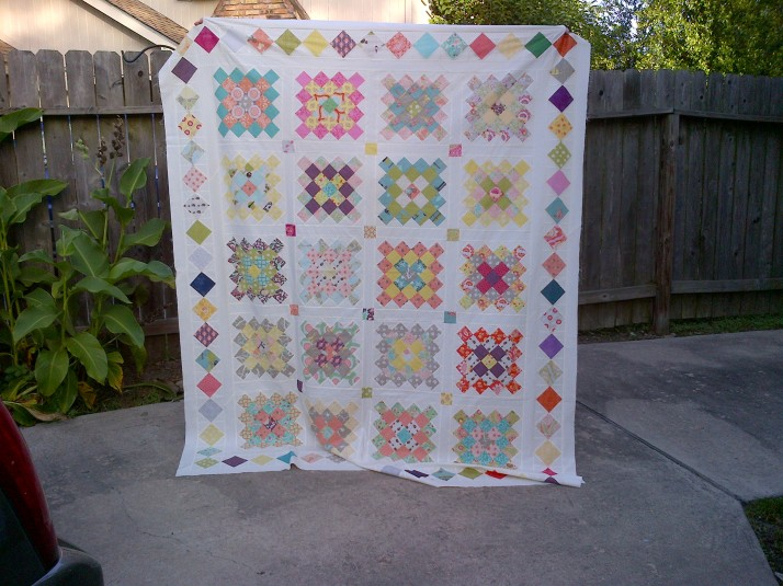 GGS Quilt Top