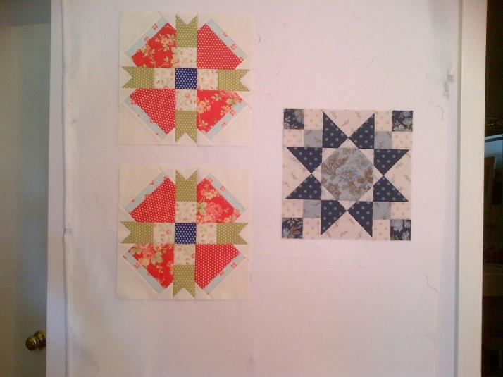 Design Wall 08-10-2014