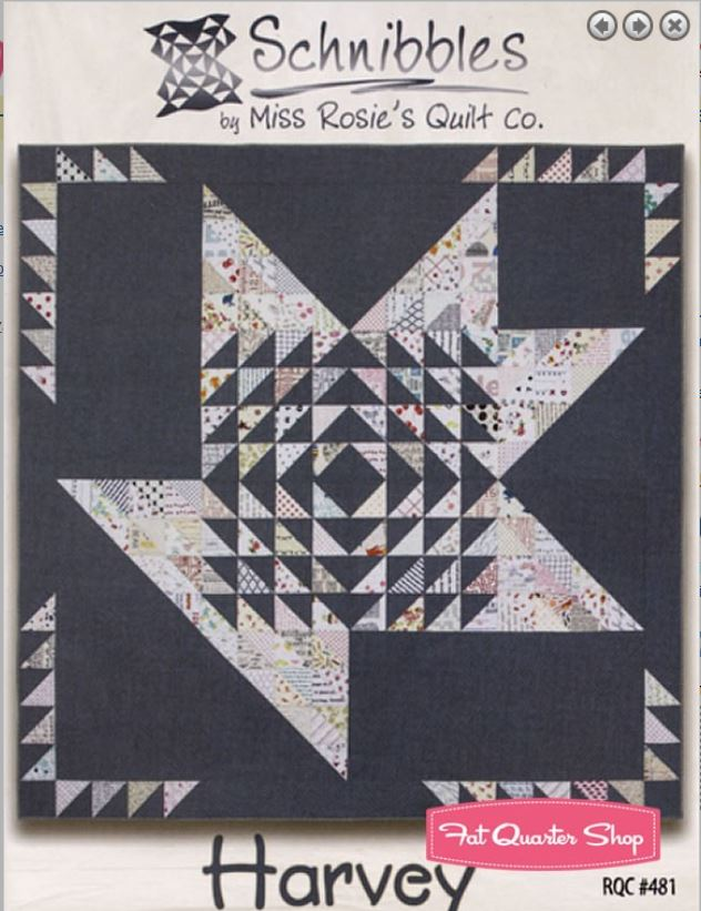 Harvey Pattern Cover