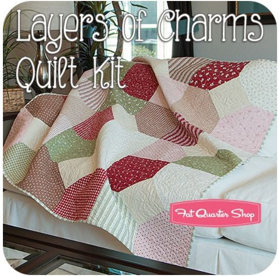 Used with Permission from Fat Quarter Shop