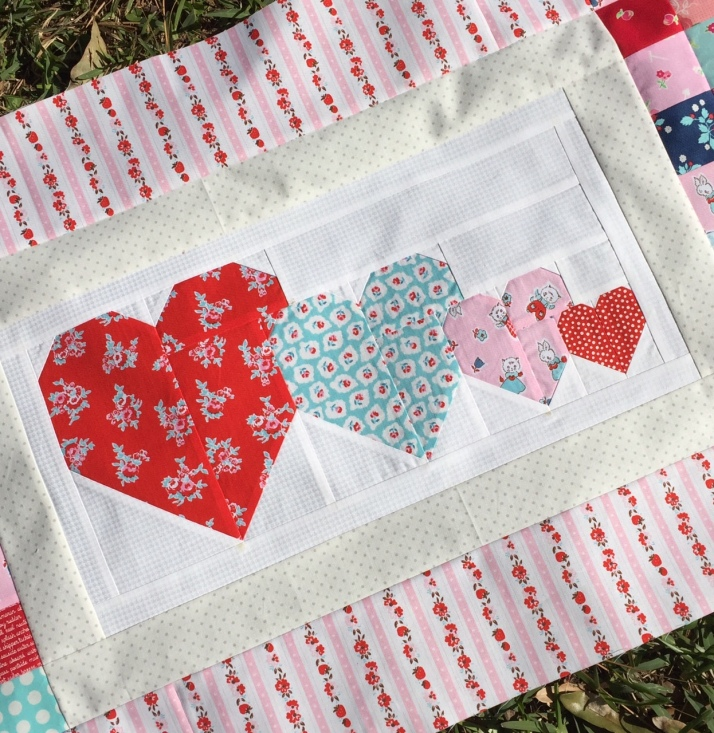 VDay 2016 Quilt